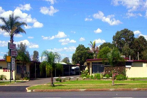 Oakey Motel - Accommodation Melbourne