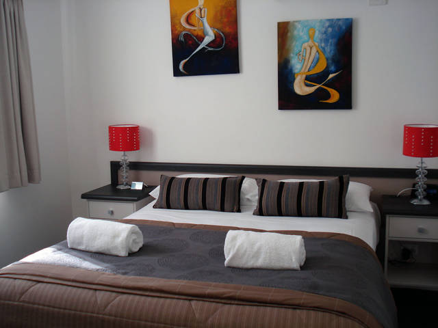 Oakey Motor Inn - Accommodation Melbourne