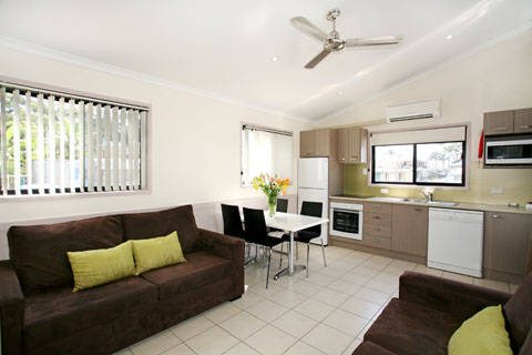 Shoal Bay Holiday Park - Accommodation Melbourne