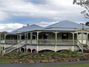The Sanctuary Springbrook Guest House Cottage - Accommodation Melbourne