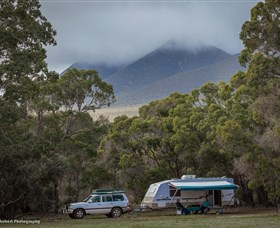 Mt Trio Bush Camp and Caravan Park - Accommodation Melbourne