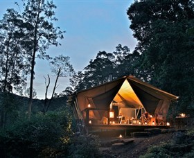nightfall wilderness camp - Accommodation Melbourne
