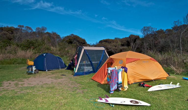 Frazer campground - Accommodation Melbourne