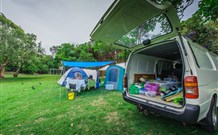 Grassy Head Holiday Park - Accommodation Melbourne