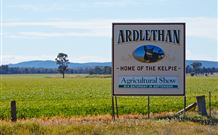 The Ardlethan Kelpie Caravan Park - Accommodation Melbourne