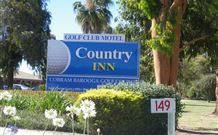 Barooga Country Inn Motel - Barooga - Accommodation Melbourne