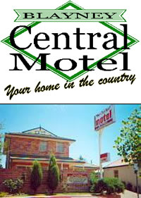 Blayney Central Motel - Accommodation Melbourne