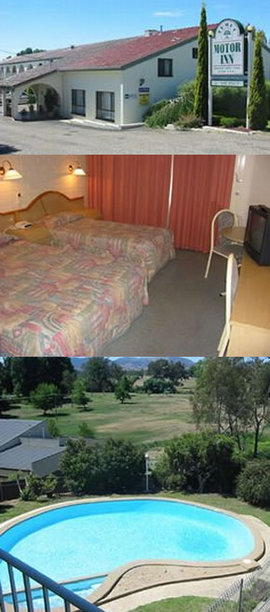 Tumut Motor Inn - Accommodation Melbourne