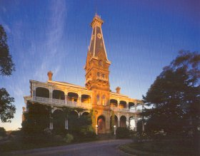 Rupertswood Mansion - Accommodation Melbourne