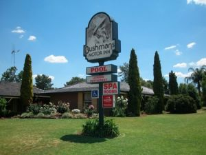 Bushmans Motor Inn - Accommodation Melbourne