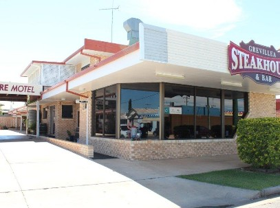 Biloela Centre Motel - Accommodation Melbourne
