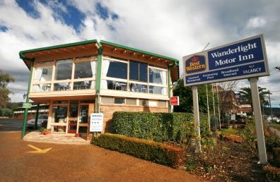 Best Western Wanderlight Motor Inn - Accommodation Melbourne