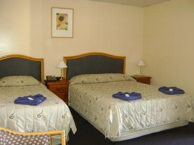 Mudgee Motor Inn - Accommodation Melbourne