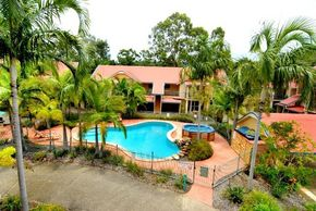 Beach Court Holiday Villas - Accommodation Melbourne