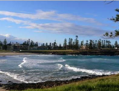 Kiama Ocean View Motor Inn - Accommodation Melbourne