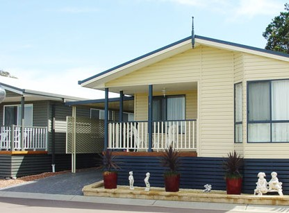 Palm Valley Motel And Home Village - Accommodation Melbourne