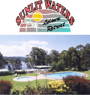 Sunlit Waters Leisure Retreat - Accommodation Melbourne