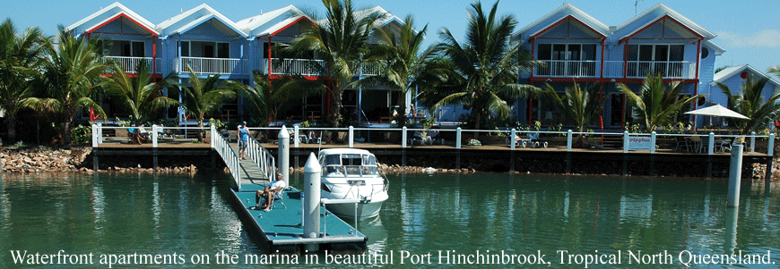 Ripples On The Marina Port Hinchinbrook - Accommodation Melbourne
