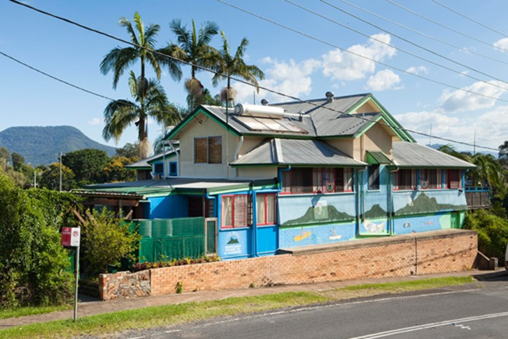Murwillumbah YHA - Mt Warning - Accommodation Melbourne