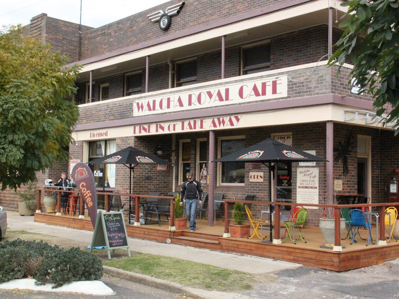 Walcha Royal Cafe and Boutique Accommodation - Accommodation Melbourne