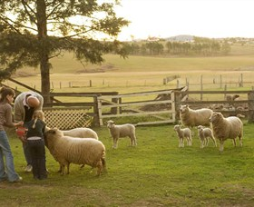 Clandulla Cottages and Farmstay - Accommodation Melbourne