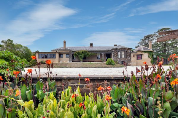 Eurambeen Historic Homestead and Gardens - Accommodation Melbourne