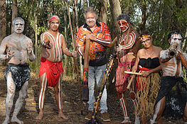 Didgeridoo Jam in the Park - Accommodation Melbourne