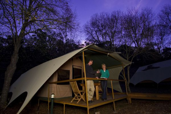 Wilderness Retreats Buchan Caves Reserve - Accommodation Melbourne