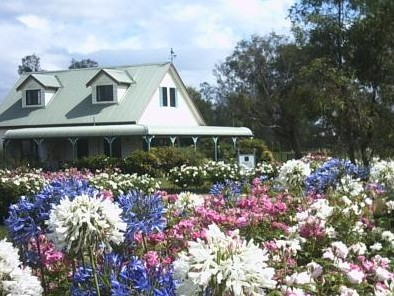 Emmas Cottage Vineyard - Accommodation Melbourne
