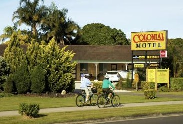Ballina Colonial Motel - Accommodation Melbourne