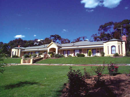Brice Hill Country Lodge - Accommodation Melbourne