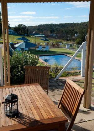 Clare Valley Motel - Accommodation Melbourne