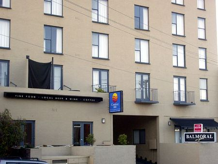 Best Western Balmoral on York - Accommodation Melbourne