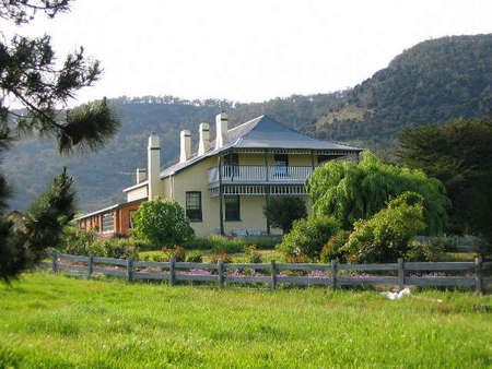 Stanton Bed and Breakfast - Accommodation Melbourne