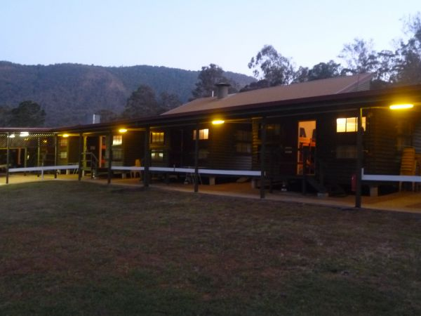 Christmas Creek Cafe and Cabins - Accommodation Melbourne