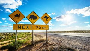 Nullarbor Roadhouse - Accommodation Melbourne