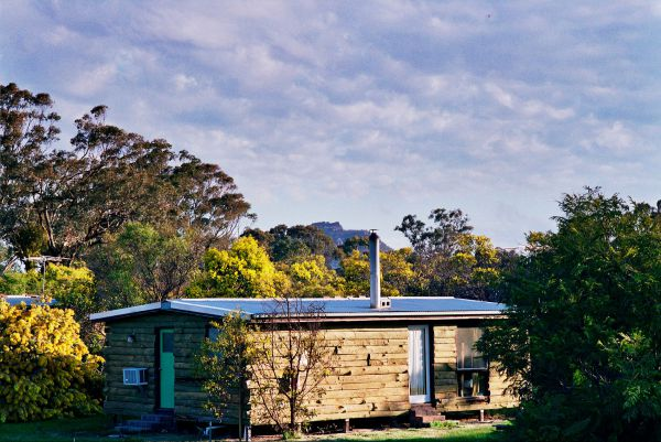 Mount Zero Log Cabins - Accommodation Melbourne