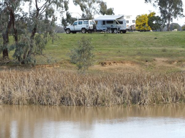 Broken Creek Bush Camp - Accommodation Melbourne