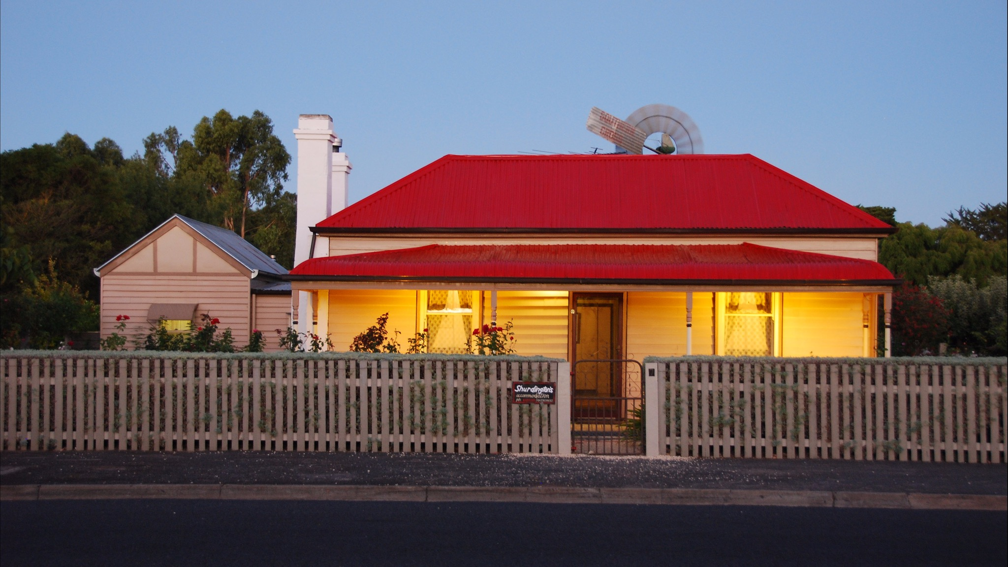 Shurdingtons Cottage - Accommodation Melbourne