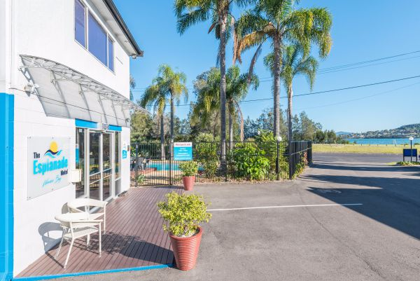 The Esplanade Motel - Accommodation Melbourne