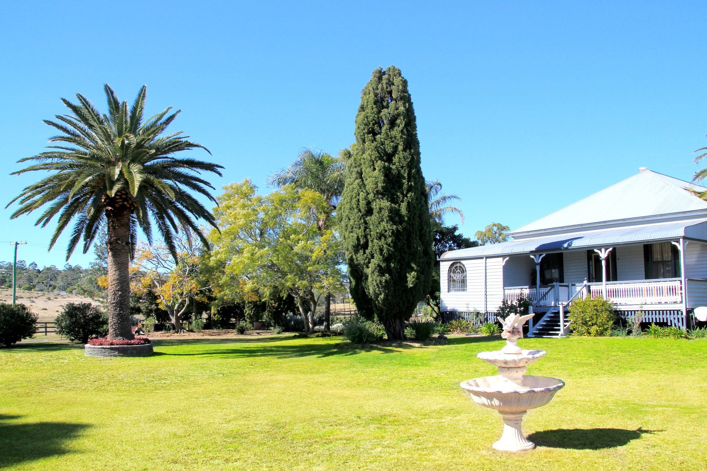 Forest Lodge Highfields - Accommodation Melbourne