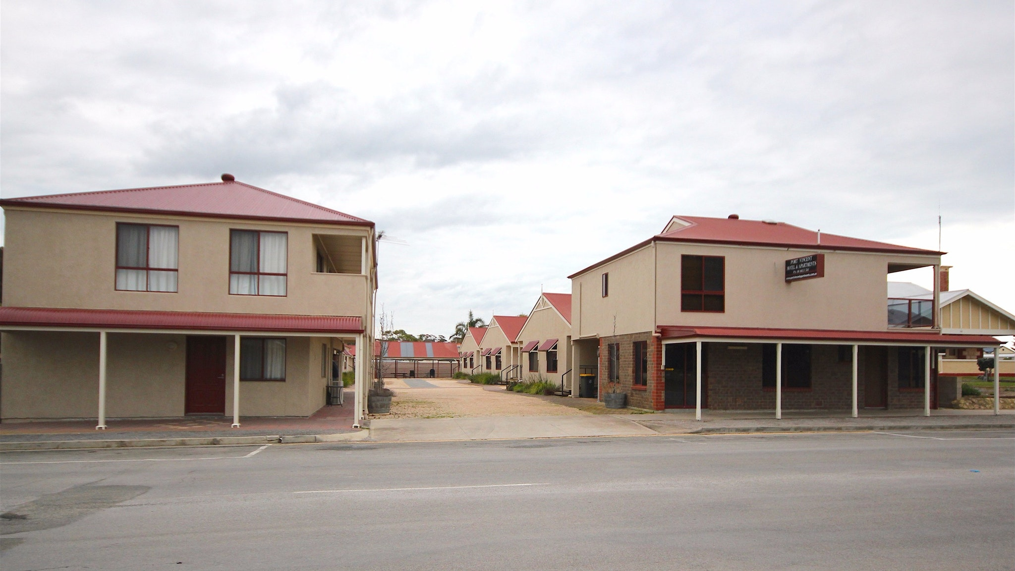 Port Vincent Motel and Apartments - Accommodation Melbourne