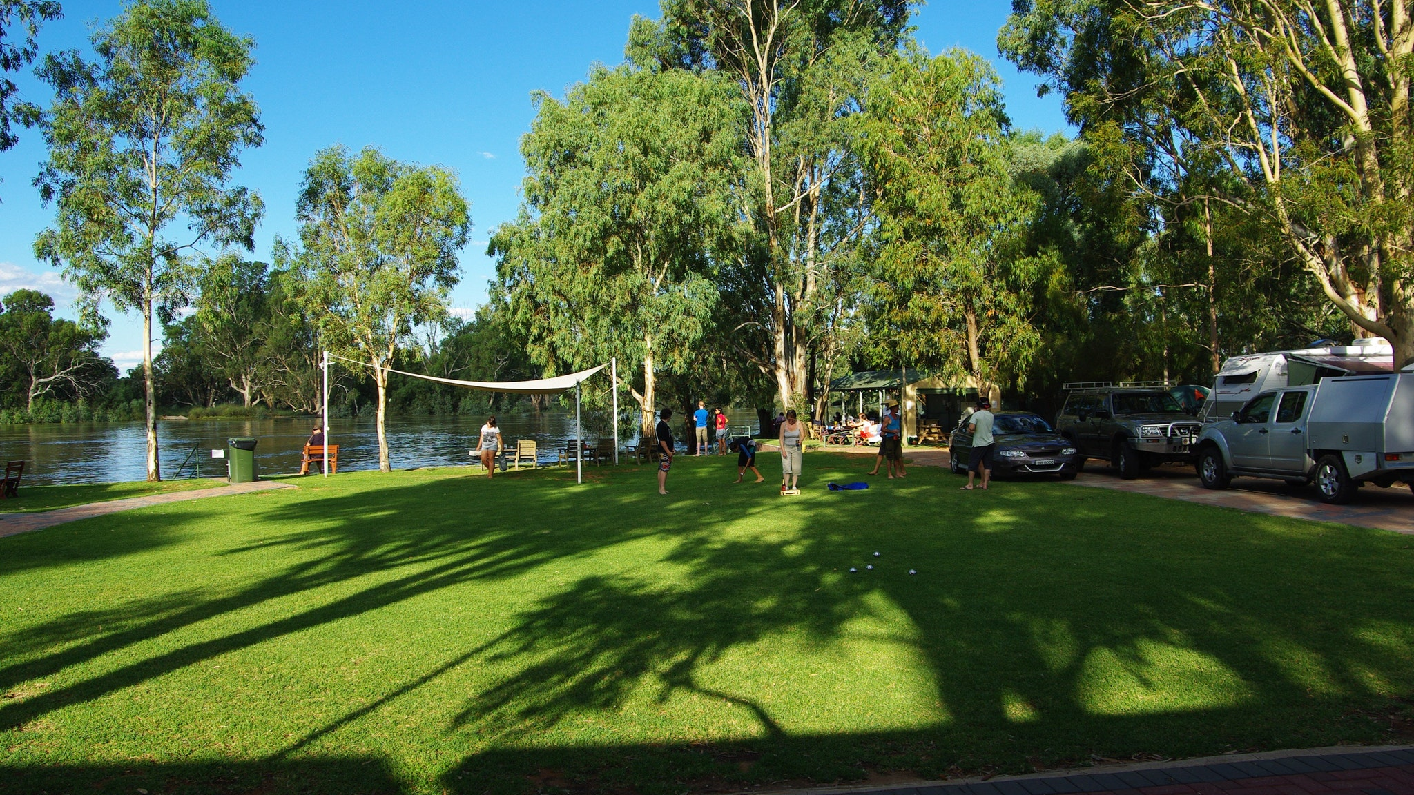 Big4 Blanchetown Riverside Holiday Park - Accommodation Melbourne