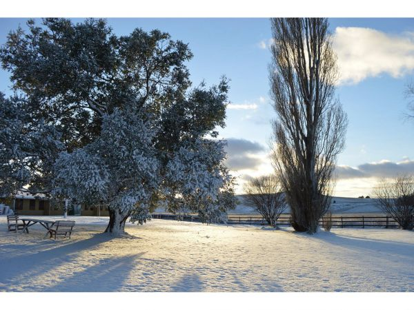 Snowy Mountains Resort - Accommodation Melbourne