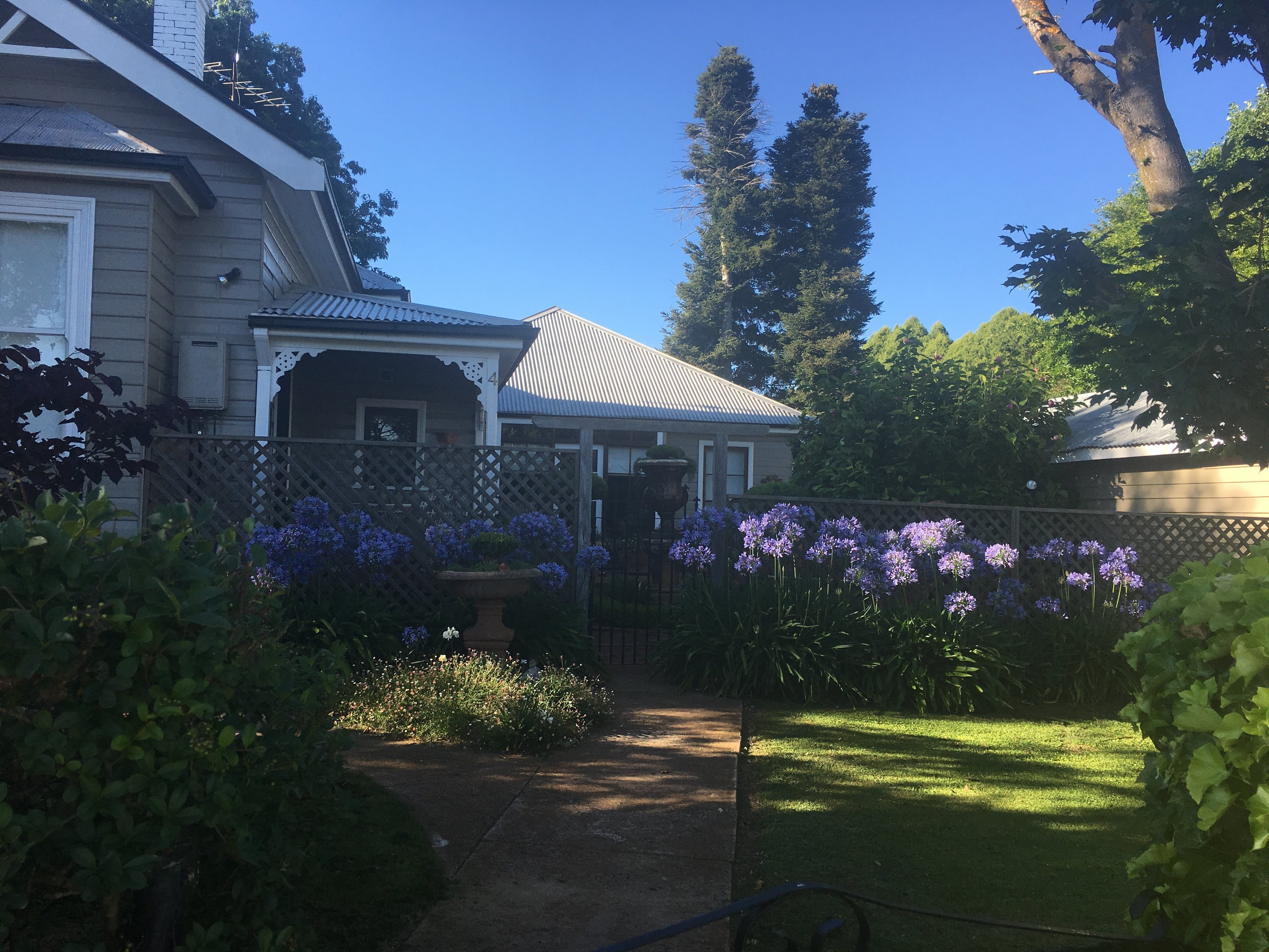 The Old Manse Bed and Breakfast - Accommodation Melbourne
