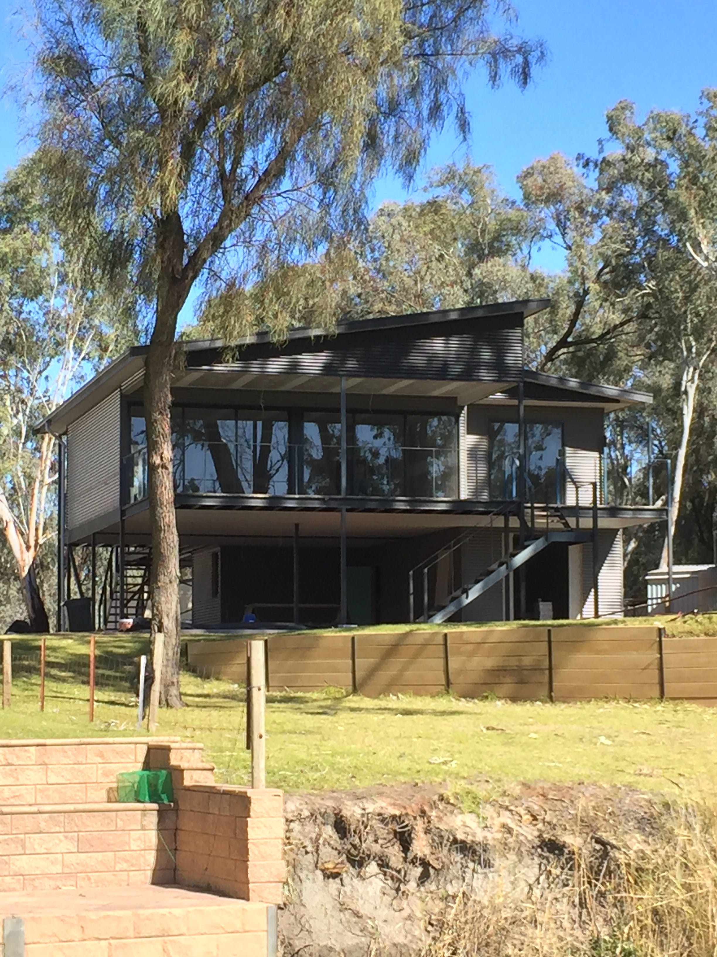 36 Brenda Park Via Morgan -River Shack Rentals - Accommodation Melbourne