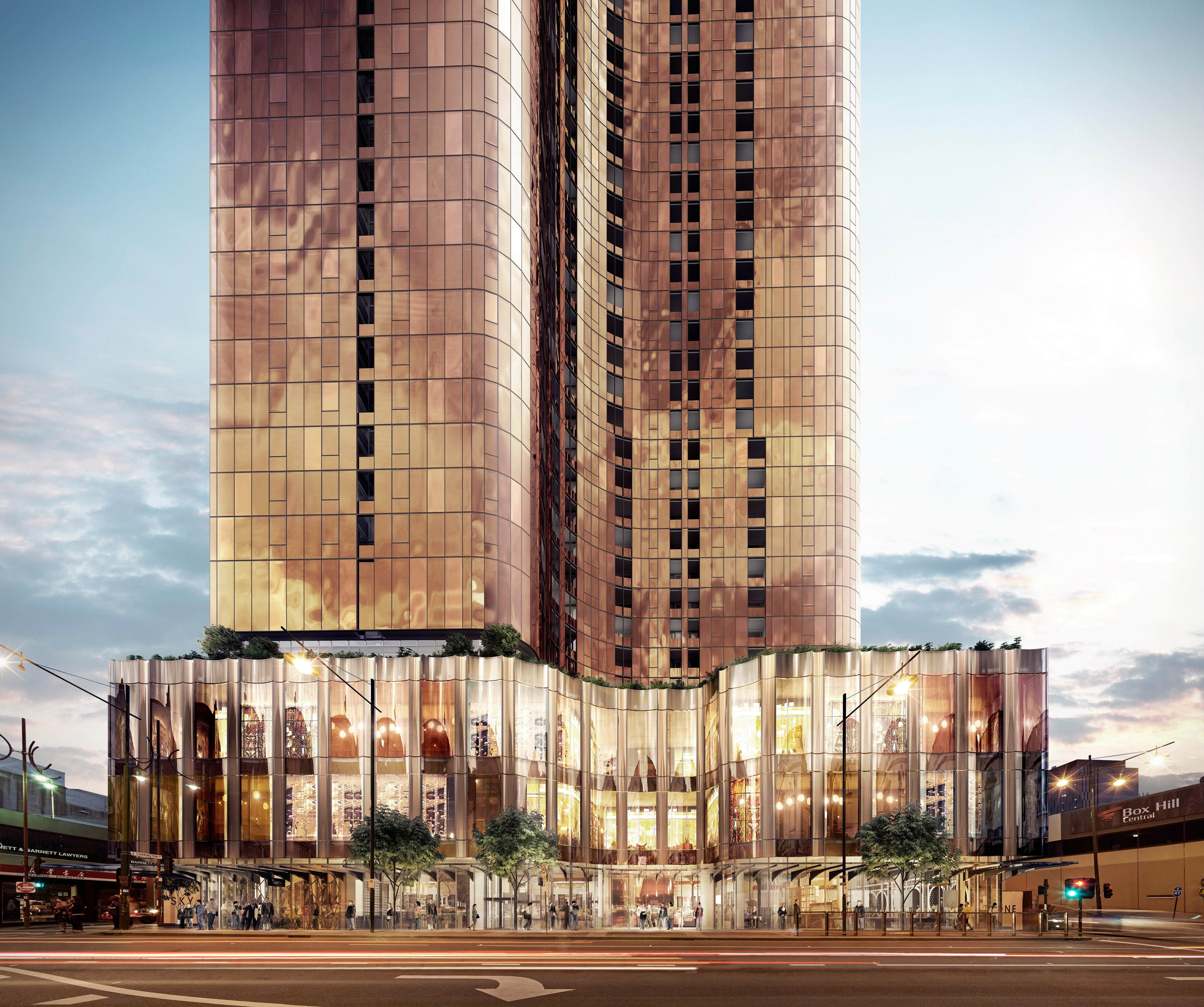 Arise Sky One - Accommodation Melbourne