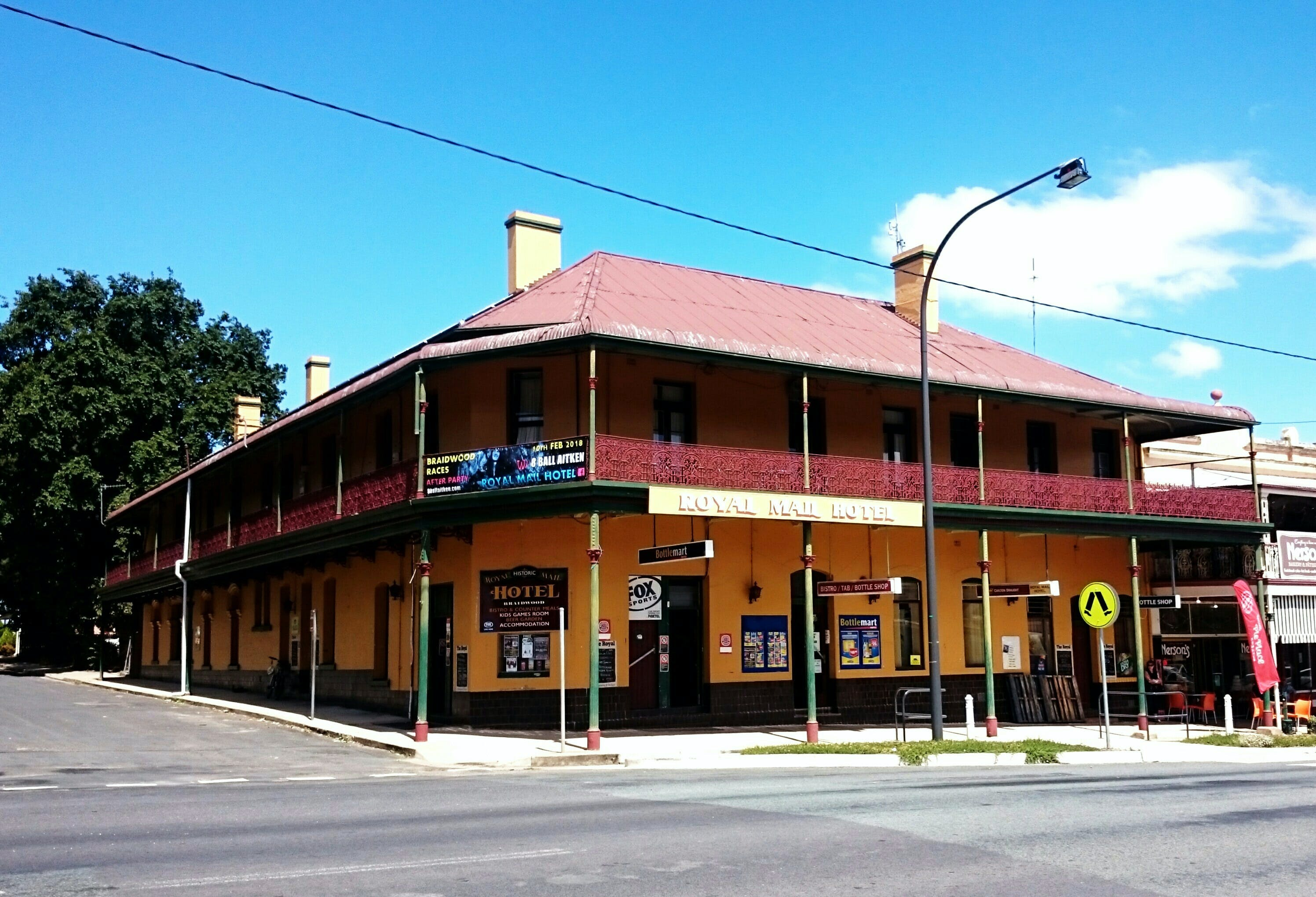 Royal Mail Hotel Braidwood - Accommodation Melbourne
