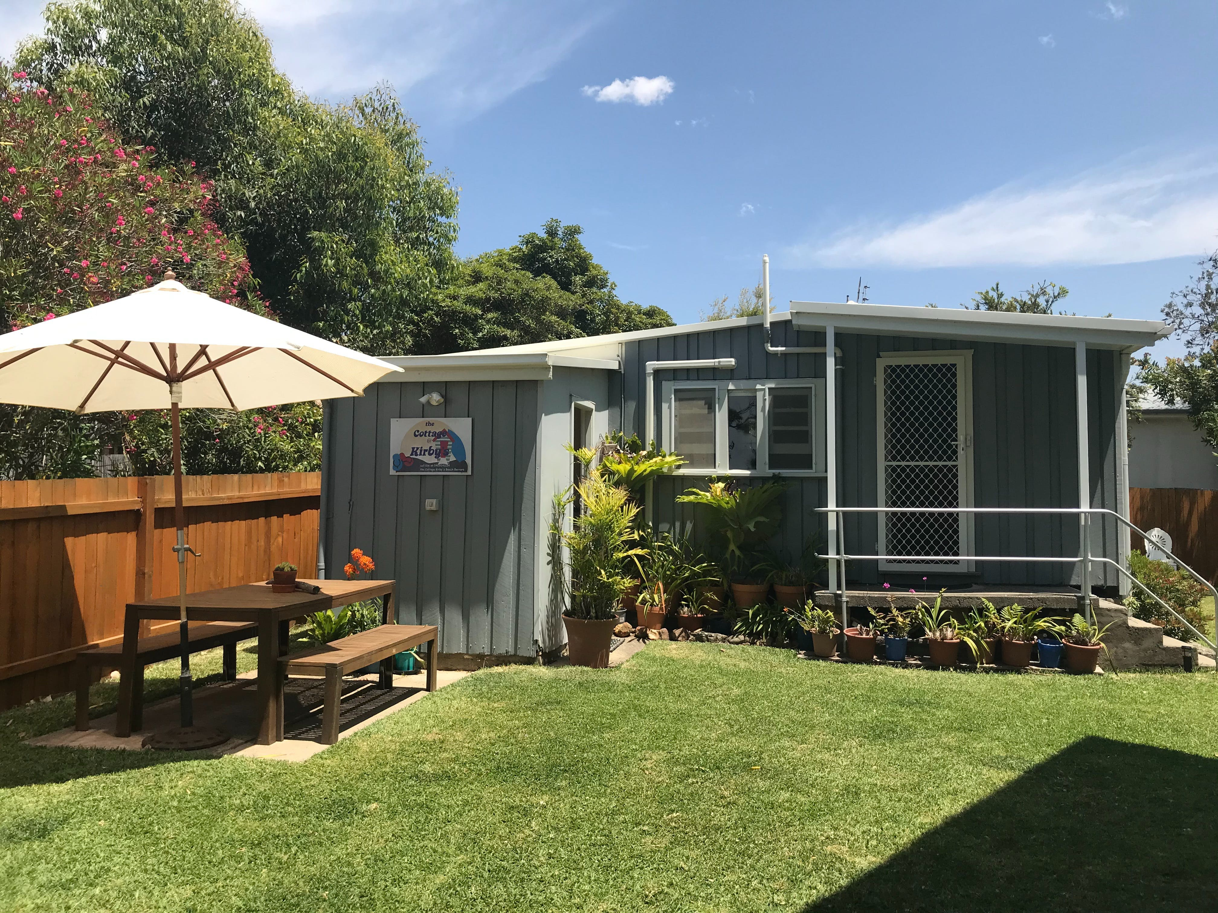 The Cottage at Kirbys Beach Berrara - Accommodation Melbourne