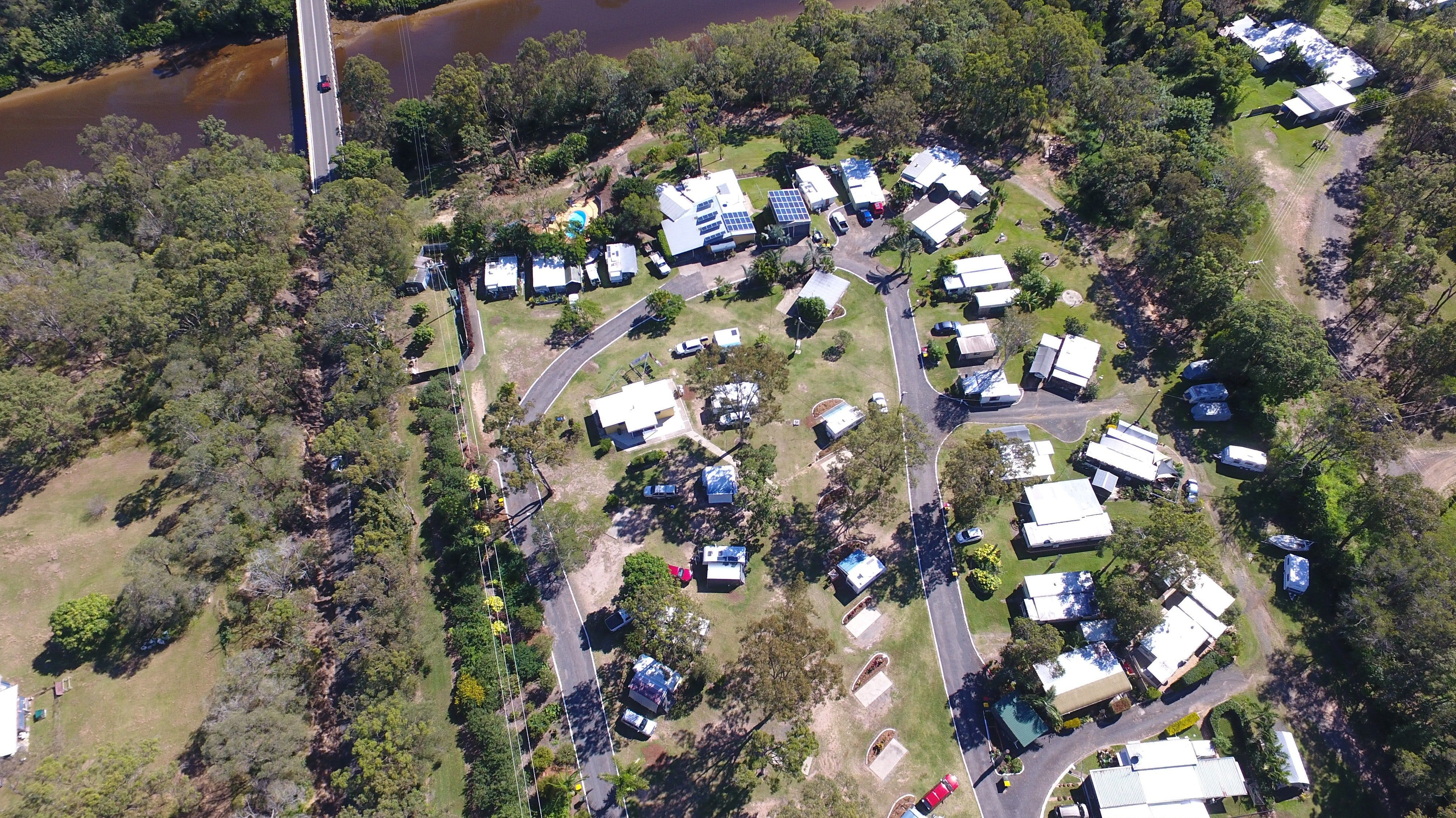 Burrum River Caravan Park - Accommodation Melbourne